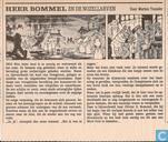 Comic Books - Bumble and Tom Puss - Heer Bommel en de nozellarven