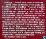 Books - Miscellaneous - Caliban's Hour