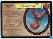 Trading cards - Harry Potter 3) Diagon Alley - Tawny Owl