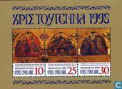Timbres-poste - Chypre [CYP] - Icônes de Noël