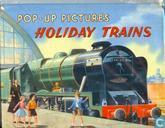Livres - Juvenile Productions Ltd. London - Holiday Trains