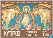 Postage Stamps - Cyprus [CYP] - Biblical scenes