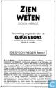 """Comics - Kuifjesbon producten - Chromo's """"Spoorwegen"""" 6"""