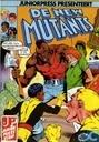 Strips - New Mutants, De - De New Mutants 4
