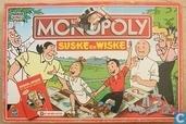 Monopoly Suske en Wiske  -  inclusief strip