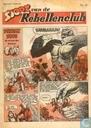 Bandes dessinées - Sjors van de Rebellenclub (tijdschrift) - 1957 nummer  31