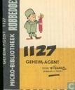 Comics - Agent 1127 - Geheim-agent