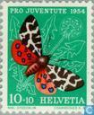 Postage Stamps - Switzerland [CHE] - Butterflies and Insects
