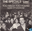 Platen en CD's - Specials, The - Too much too young