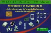 PTT Telecom Ministeries en burgers do IT
