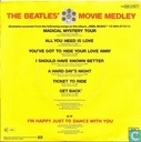Platen en CD's - Beatles, The - The Beatles' Movie Medley