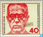 Postage Stamps - Germany, Federal Republic [DEU] - Kolbe, Maximilian 1894-1941