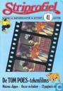 Bandes dessinées - Striprofiel (tijdschrift) - Striprofiel 41