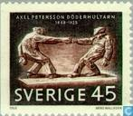 Postage Stamps - Sweden [SWE] - Axel Petterson
