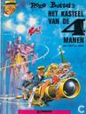 Comic Books - Roze Bottel - Het kasteel van de 4 manen