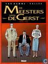 Bandes dessinées - Maîtres de l'orge, Les - Noël, 1932