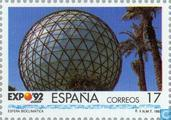 Postage Stamps - Spain [ESP] - Seville World