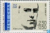 Postage Stamps - France [FRA] - 20th century writers