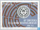 Postage Stamps - Italy [ITA] - Inter-parliamentary Union