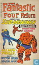 Strips - Fantastic Four - The Fantastic Four return