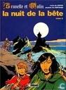 Bandes dessinées - Brunelle et Colin - La nuit de la bête