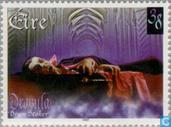 Timbres-poste - Irlande - Dracula