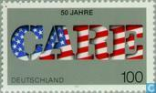 Postage Stamps - Germany, Federal Republic [DEU] - CARE 1945-1995