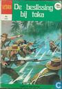 Comics - Victoria - De beslissing bij Toka