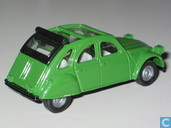 Model cars - Siku - Citroen 2CV