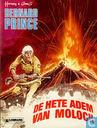 Strips - Bernard Prince - De hete adem van Moloch