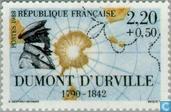 Dumont d'Urville, Jules Sébastien César