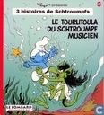 Le Tourlitoula du Schtroumpf musicien