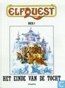 Strips - Elfquest - Het einde van de tocht
