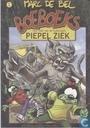 Comics - Boeboeks - Piepel ziek