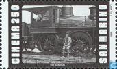 Postage Stamps - San Marino - Cinema