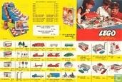 Bandes dessinées - Robbedoes (tijdschrift) - Reklamefolder Lego