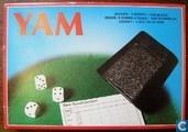 Board games - Yahtzee - Yam