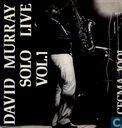 Disques vinyl et CD - Murray, David - Solo live vol.1