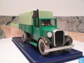 """Modelauto's  - Atlas - De militaire vrachtwagen uit """"Het gebroken oor"""""""