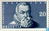 Postage Stamps - Switzerland [CHE] - Int. Stamp Exhibition IMABA