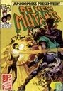Comics - New Mutants, De - De zangeres & haar lied