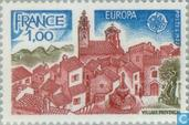 Timbres-poste - France [FRA] - Europe – Paysages