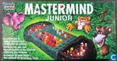 Board games - Mastermind - Mastermind Junior   (met jungle-dieren)