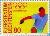 Postage Stamps - Liechtenstein - Olympic Games