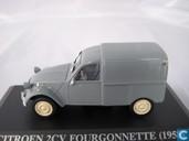 Model cars - Altaya - Citroën 2CV Fourgonnette