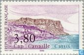 Cap Canaille, Cassis