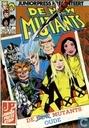 Comics - New Mutants, De - tot het einde van de aarde