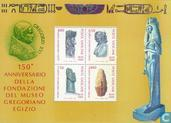 Postage Stamps - Vatican City - Egyptian Museum