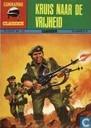 Comic Books - Commando Classics - Kruis naar de vrijheid
