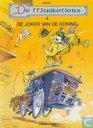 Bandes dessinées - Mousquetaires, Les [Mazel] - De joker van de koning